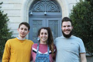 Atelier de Tricotage - Les Trois Tricoteurs et leurs amis