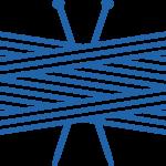 Logo Les Trois tricoteurs - Bar à tricoter