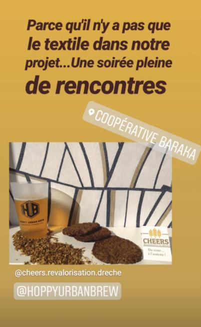 Story Brasserie Hub à La baraka