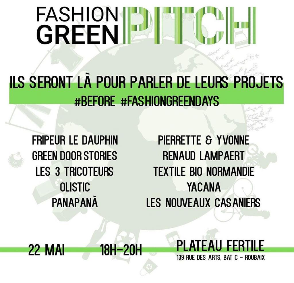 Pitch FashionGreenHub