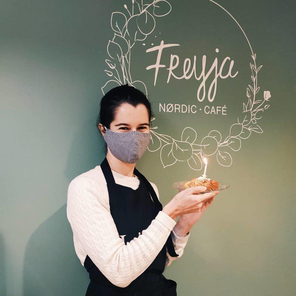 Freyja Alias Diane