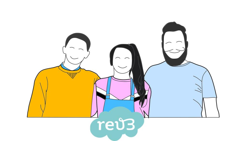 Logo Rev 3 et les 3T